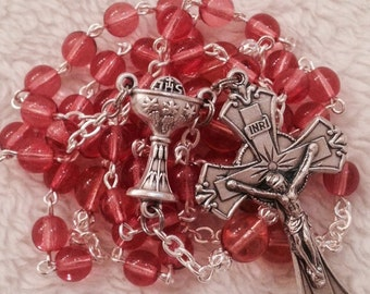 Catholic Rose Communion Rosary