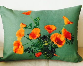 Poppie cushion