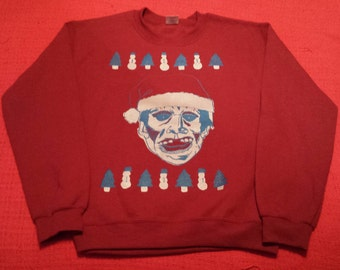 Grimcartoons Presents Ugly Christmas Sweaters