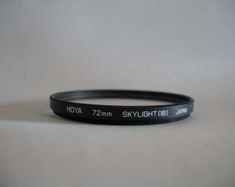 HOYA 72mm SKYLIGHT (1B) Lens FILTER Japan