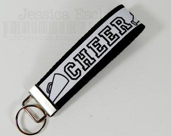 Cheer Key FOBS- Key Chain - Cheerleading, Cheer