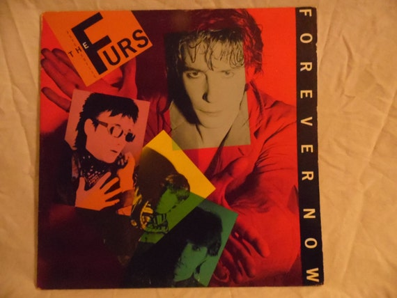 Items Similar To Psychedelic Furs Forever Now Vinyl