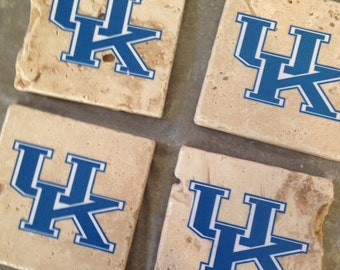 Custom UK - University of Kentucky - Coasters