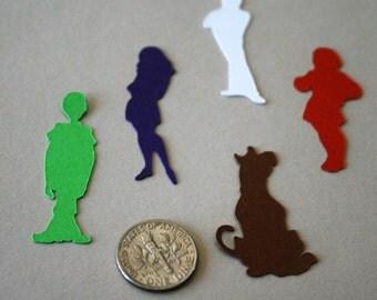 Scooby doo Confetti