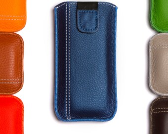 genuine leather case bumper cover Ultra Slim Made in Italy for LG V20