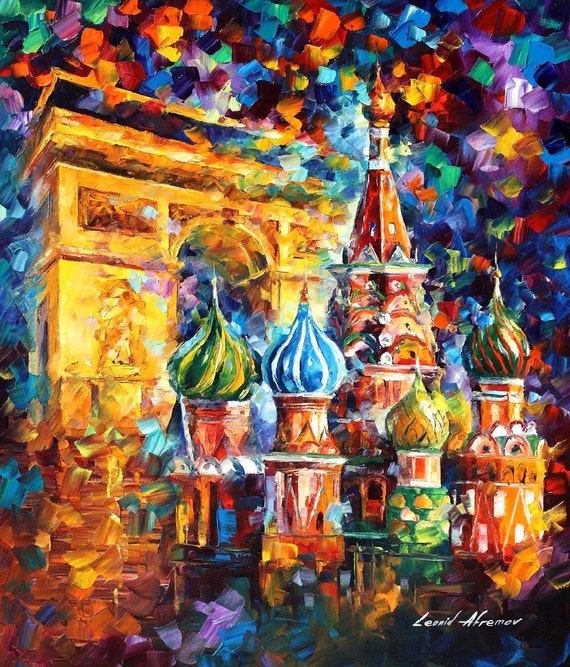 Leonid Afremov S Shoes