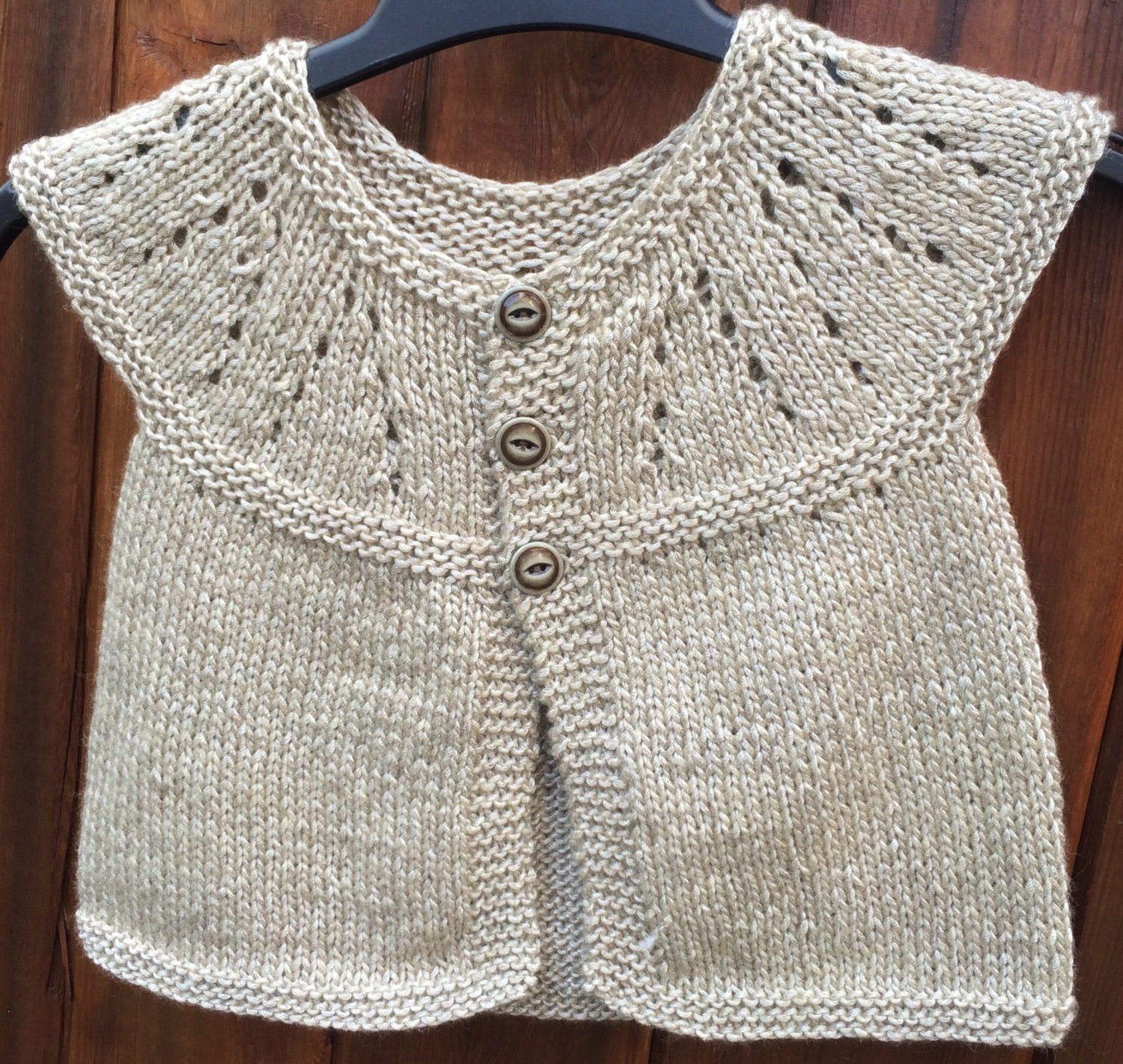 Knit Baby Cardigan Baby Clothes Baby Girl Clothes