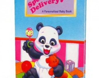 Special Delivery--Personalized Baby Book