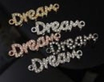 Dream Link Rhinestone 40mm