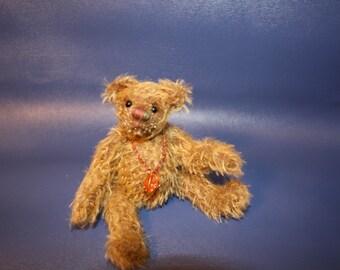 """6"""" Mohair Artist Teddy Bear"""