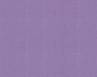One Yard Bella Solids - Hyacinth Purple - Cotton Quilt Fabric - from Moda Fabrics - 9900-93 (W2289)