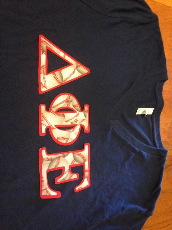 Delta Phi Epsilon Sorority Stitch Shirt Greek By