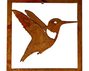 Hummingbird Steel Tile