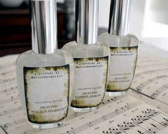 Vintage line, sophisticated and refined fragrances are rich in many essential oils and natural fragrances.