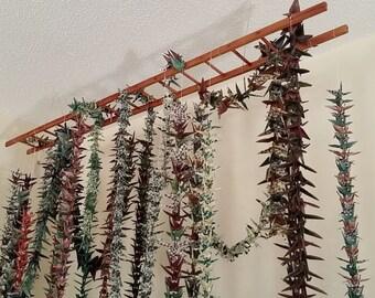 1000 Paper Cranes - Falling Ladder