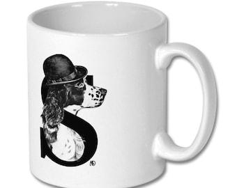 S for Springer Dog Mug