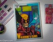 Griffes de Wolverine - aimant