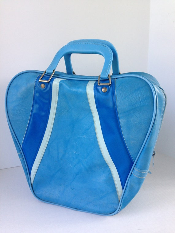 Fab Vintage Bowling Ball Bag By Varietyretro On Etsy