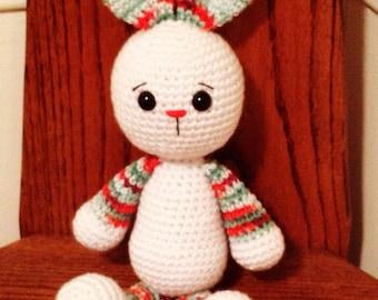 Precious Crochet Bunny