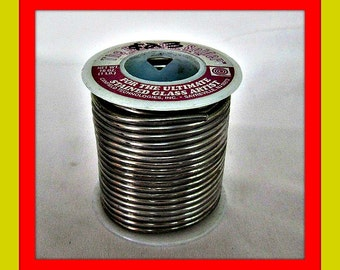 Canfield Brand 63/37 Solder 1 Pound Roll