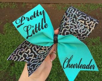 Pretty Little Cheerleader Bow
