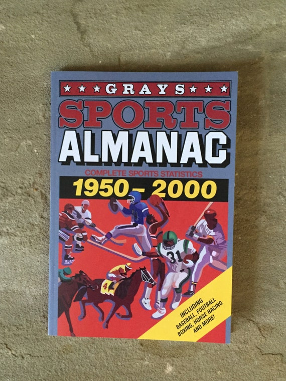 Back to the future grays sports almanac as a notebook michael j fox