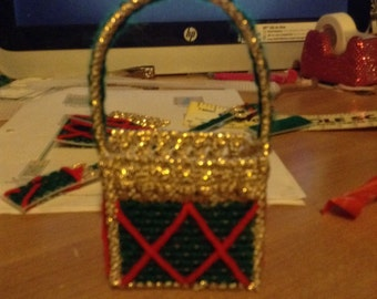 Christmas Petite Treat Bag
