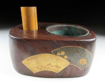 Antique Karaki Tobakobon