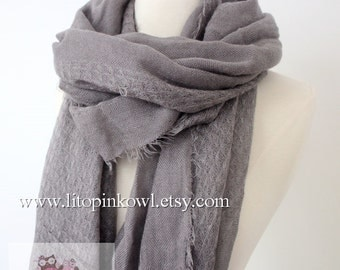 knit scarf, gray scarf, girly scarf, woman scarf, fashion scarves, scarf, scarf for woman, woman scarf, women scarves, gift