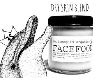Organic Moisturizer for Dry Skin | Organic Face Cream | Natural Moisturizer | Organic Skin Care | Organic Face Moisturizer