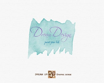 Premade Logo Design - graphic design, professional logo, Business Logo Design - Watermark - Custom Logo Design  n. 27 - Dream Design