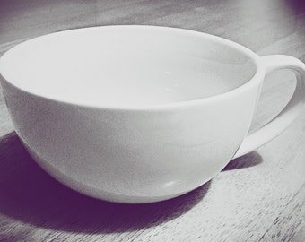 Empty Cup photography print