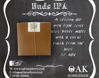 Buds IPA Beer Kit