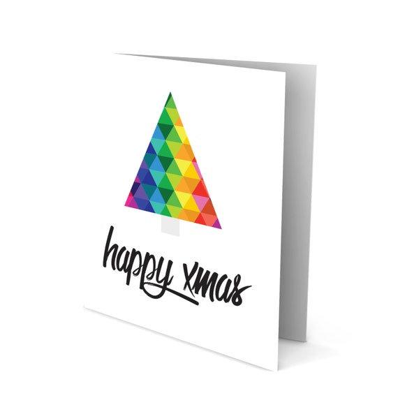 Happy Christmas from Our House to Your's Greeting Card!'
