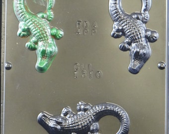 Alligator Chocolate Candy Mold 1310