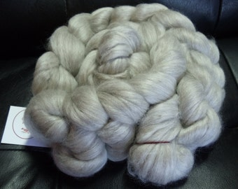 Merino/Yak/Silk roving for spinning or felting
