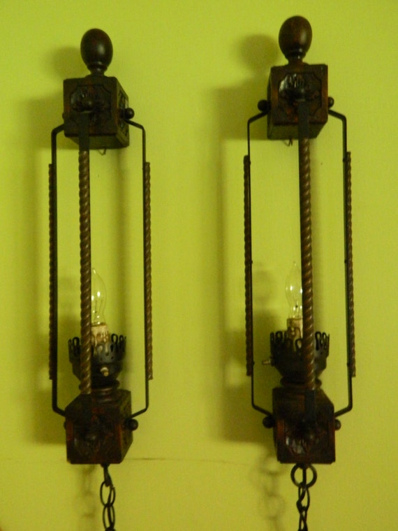 Rustic Electric Wall Sconces : 301 Moved Permanently