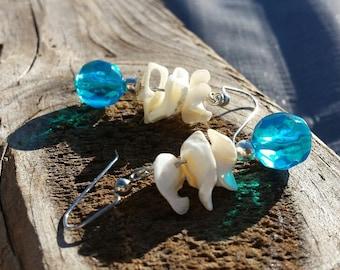 Earrings - Sea & Shell