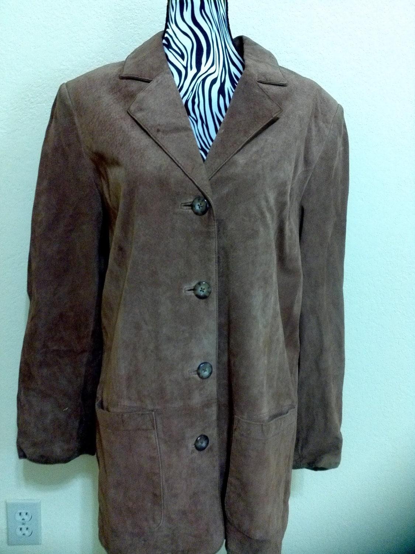 Valerie stevens leather jacket