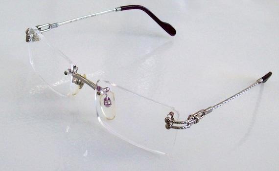 affichage vintage de fred lunettes orcade lunettes lunettes
