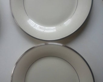 Lenox Solitaire Dinner Plates