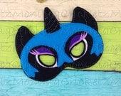 Nightmare Moon ( Princess Luna ) Pony Mask, Party Favors, Dress Up, Costume
