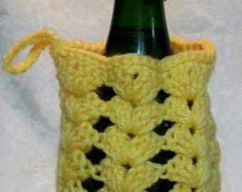 Wine bottle Cozy # 23