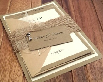 Southern Charm Wedding Invitations