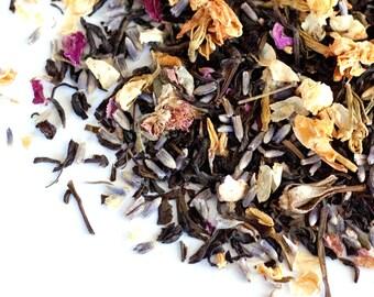 Floral Fusion Green Tea Blend