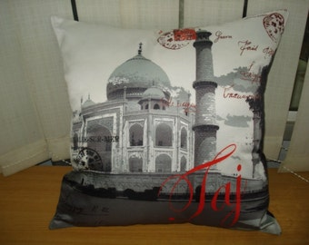 TAJ MAHAL - Digital Cushion Collection