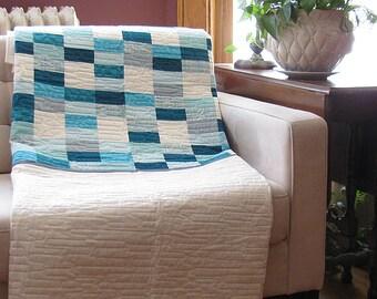 Ripples Queen Bed Quilt