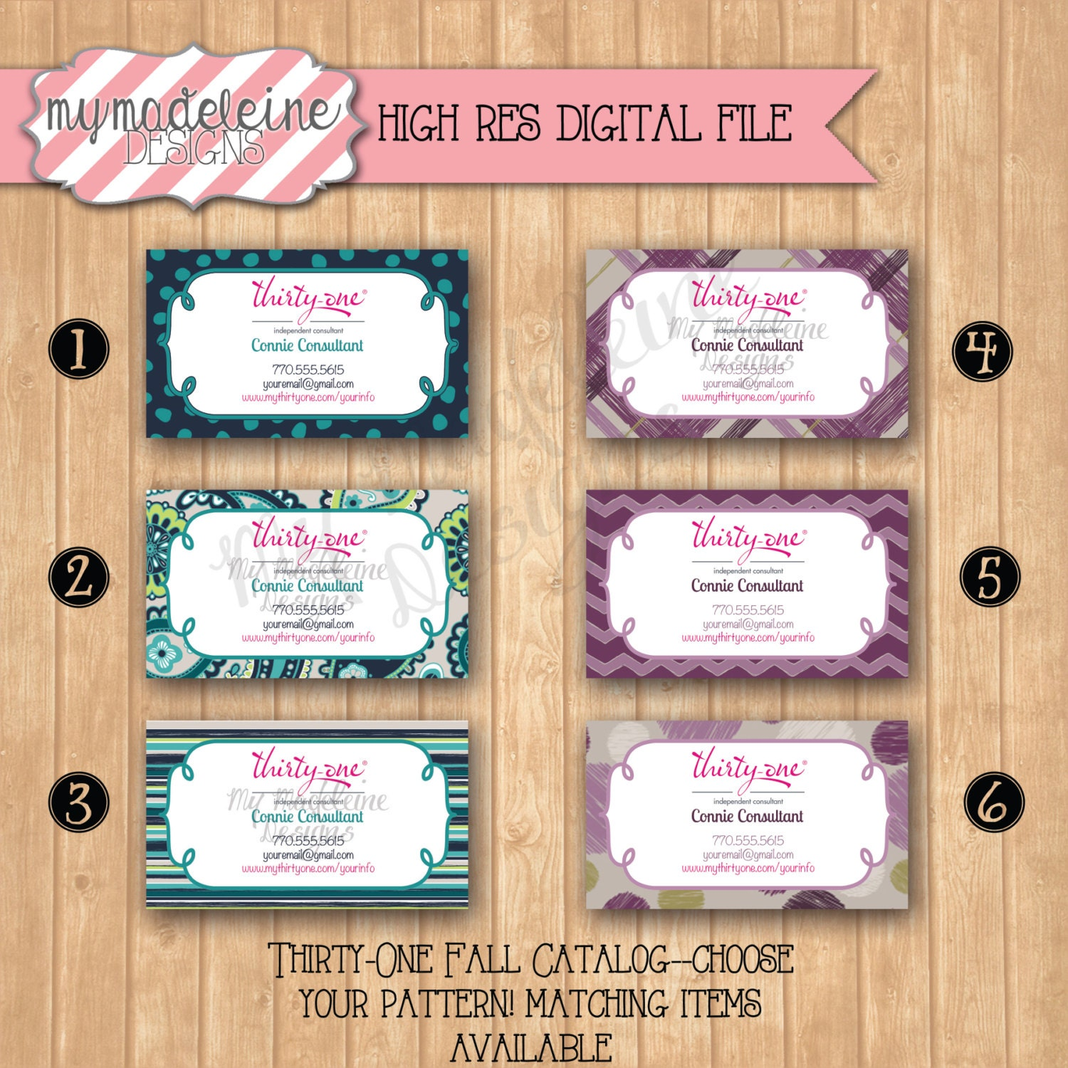 Vistaprint Business Cards Template | Business Card Sample