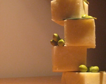 Homemade Castile Soap, Natural Soap, Vegan Soap  'Castile-Mountainous Olive Oil Soap'', Handcrafted Olive Oil Soap