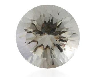 Green Amethyst Round Cut Loose Gemstone 1A Quality 10mm TGW 3.00 cts.